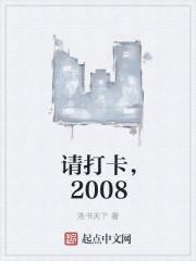 请打卡,2008